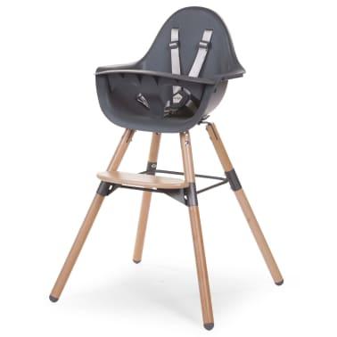 CHILDWOOD 2-in-1 Baby High Chair Evolu 2 Anthracite CHEVOCHNA[2/10]