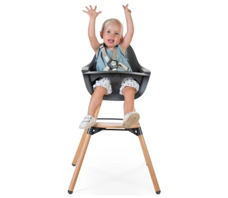 CHILDWOOD 2-in-1 Baby High Chair Evolu 2 Anthracite CHEVOCHNA[5/10]