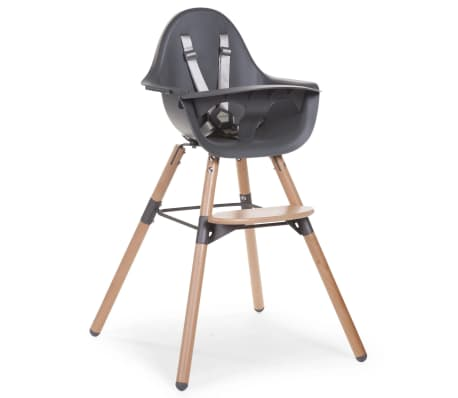 CHILDWOOD 2-in-1 Baby High Chair Evolu 2 Anthracite CHEVOCHNA[8/10]