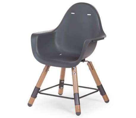 CHILDWOOD 2-in-1 Baby High Chair Evolu 2 Anthracite CHEVOCHNA[9/10]