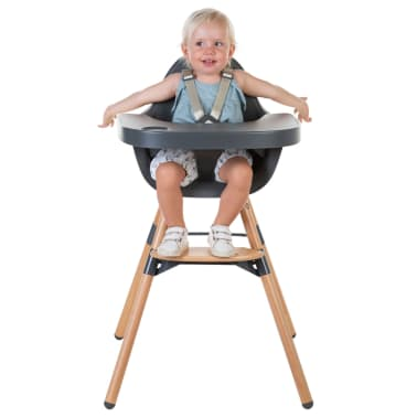 CHILDWOOD 2-in-1 Baby High Chair Evolu 2 Anthracite CHEVOCHNA[3/10]