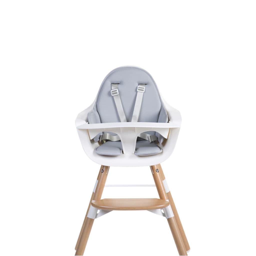 Afbeelding van CHILDWOOD Kinderstoel kussen Evolu grijs CHEVOSCNLG