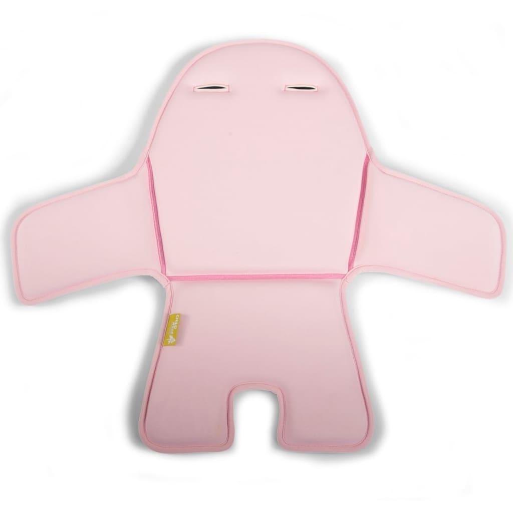 Afbeelding van CHILDWOOD Zitkussen voor kinderstoel Evolu roze CHEVOSCNP