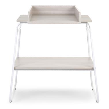 CHILDWOOD Table à langer Bois Gris cendré et blanc CHTAWH[1/4]