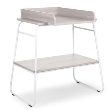 CHILDWOOD Table à langer Bois Gris cendré et blanc CHTAWH[2/4]