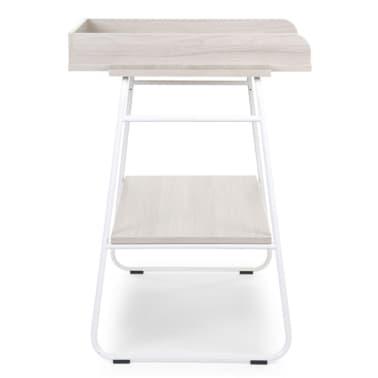 CHILDWOOD Table à langer Bois Gris cendré et blanc CHTAWH[3/4]