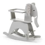 CHILDWOOD Éléphant à bascule Gris CWRELPH