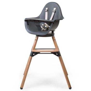 CHILDWOOD Kinderstoel 2-in-1 Evolu One.80° antraciet CHEVO180NA[3/9]