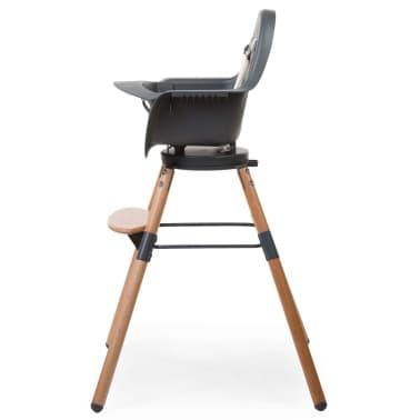 CHILDWOOD Kinderstoel 2-in-1 Evolu One.80° antraciet CHEVO180NA[5/9]