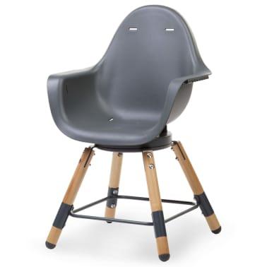 CHILDWOOD Kinderstoel 2-in-1 Evolu One.80° antraciet CHEVO180NA[7/9]