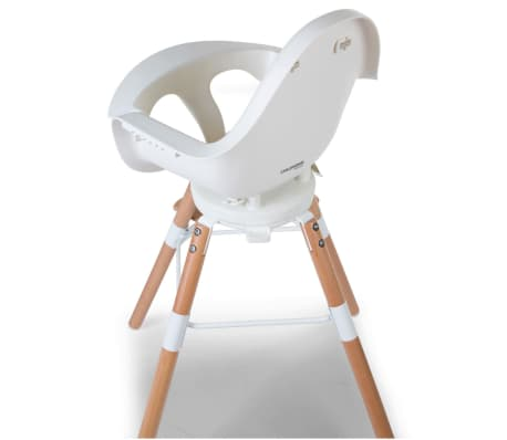 CHILDWOOD 2-in-1 Baby-Hochstuhl Evolu One.80° Weiß CHEVO180NW[8/9]