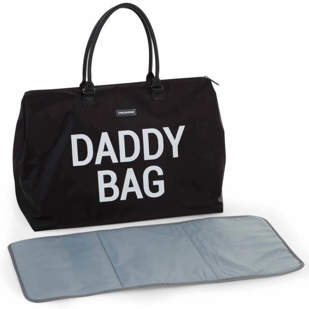 CHILDWHEELS Luiertas Daddy zwart CWDBBBL