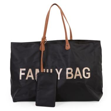 CHILDHOME Luiertas Family Bag zwart[1/2]