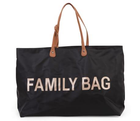 CHILDHOME Luiertas Family Bag zwart[2/2]