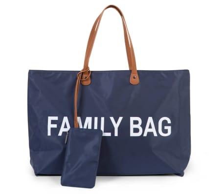 CHILDHOME Luiertas Family Bag marineblauw[1/2]