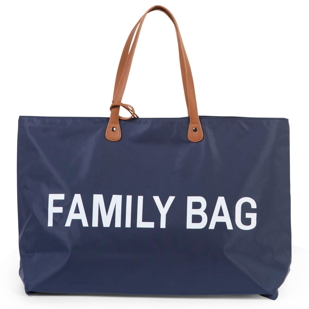 CHILDHOME Luiertas Family Bag marineblauw
