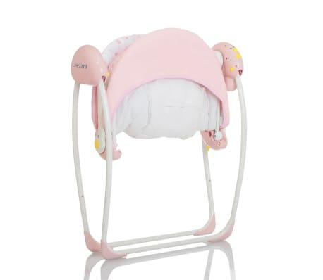 Little World Balançoire pour bébés Dreamday Rose LWBS001-PK[2/4]
