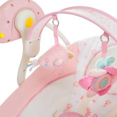 Little World Balançoire pour bébés Dreamday Rose LWBS001-PK[4/4]