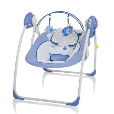 Little World Balançoire pour bébés Dreamday Bleu LWBS001-BL[1/4]