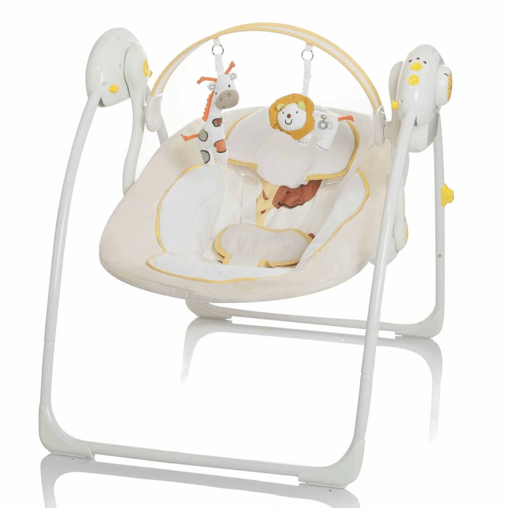 Afbeelding van Little World Babyschommel Dreamday beige LWBS001-BG