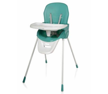 Little World Chaise Haute Lewis Vert Menthe LWDT001 MT1 6