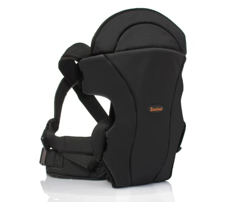 Baninni Babydrager 2-in-1 Sacco zwart BNBC001-BK