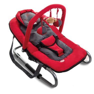 Baninni Transat pour bébés Relax Classic Rouge Hippo BNBO002-RDHP[1/2]