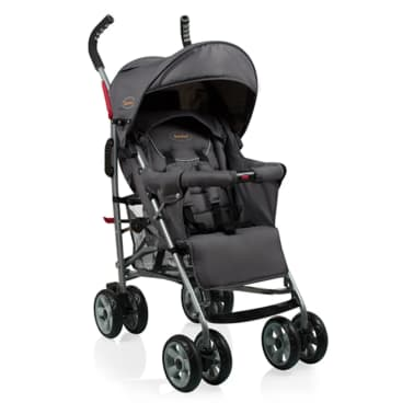 Baninni Buggy Luca grijs BNST015-GY[1/4]