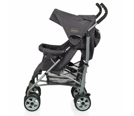 Baninni Buggy Luca grijs BNST015-GY[2/4]