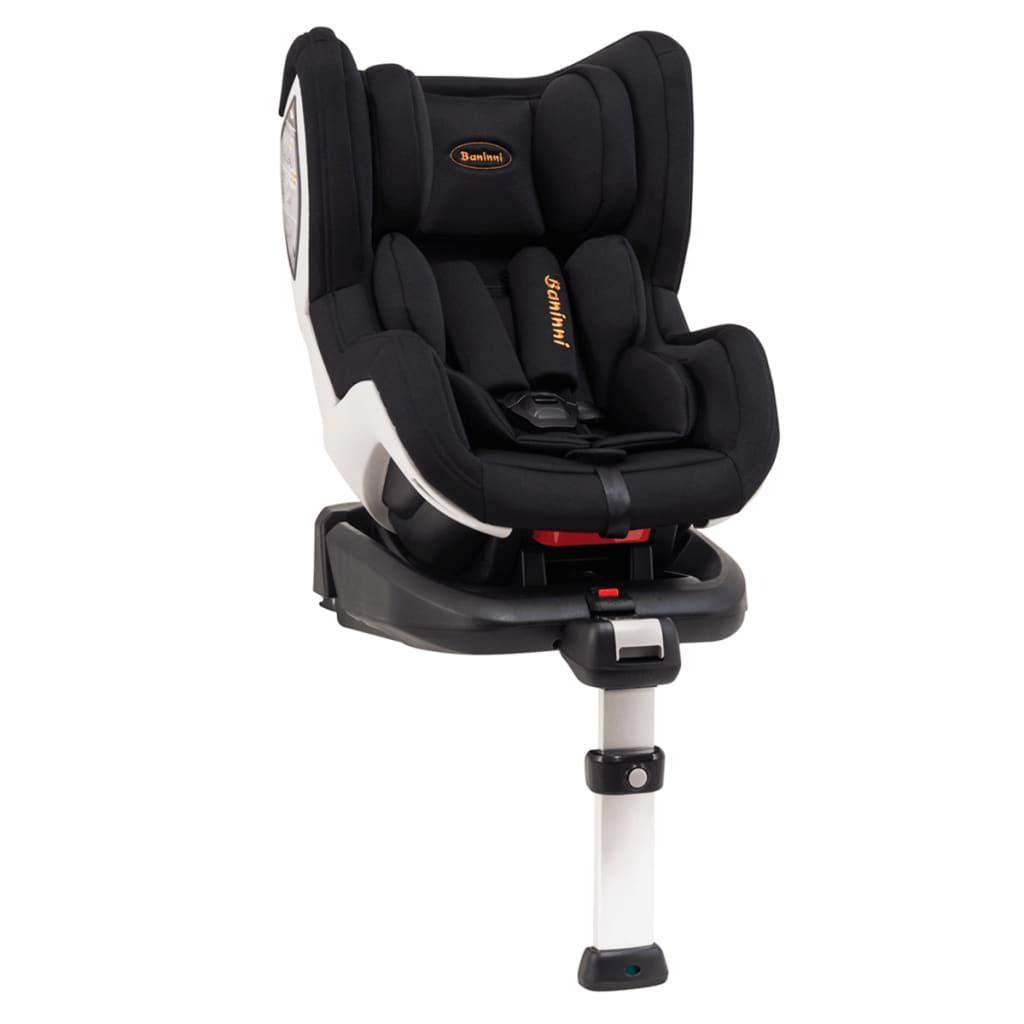 Baninni Autostoel Impero Isofix 0+1 zwart BNCS002-BK