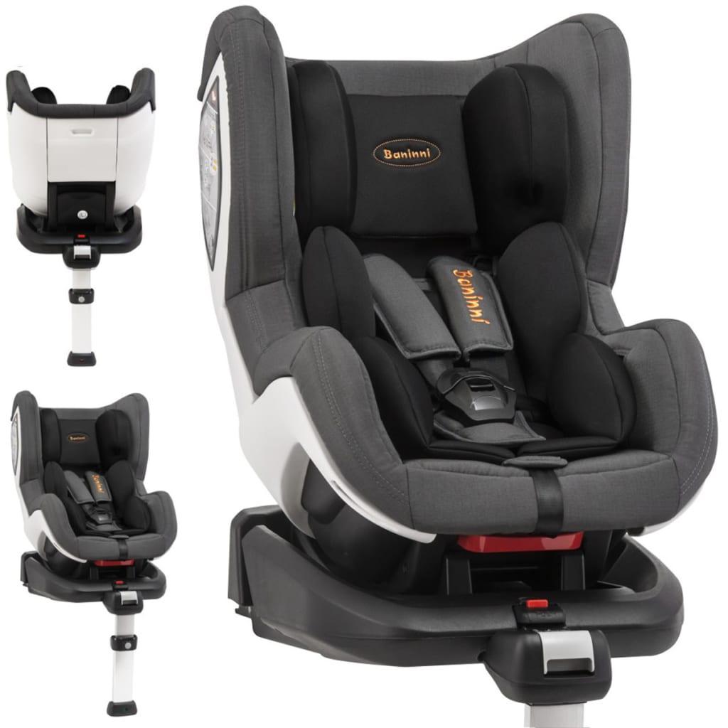 99410571 Baninni Autositz Impero Isofix 0+1 Grau BNCS002-GY