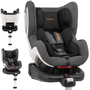 baninni autositz impero isofix 0 1 grau bncs002 gy g nstig kaufen. Black Bedroom Furniture Sets. Home Design Ideas