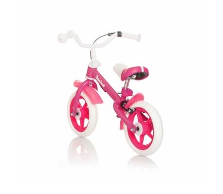 Baninni Bicicletă de echilibru Wheely, roz, BNFK012-BK[2/3]