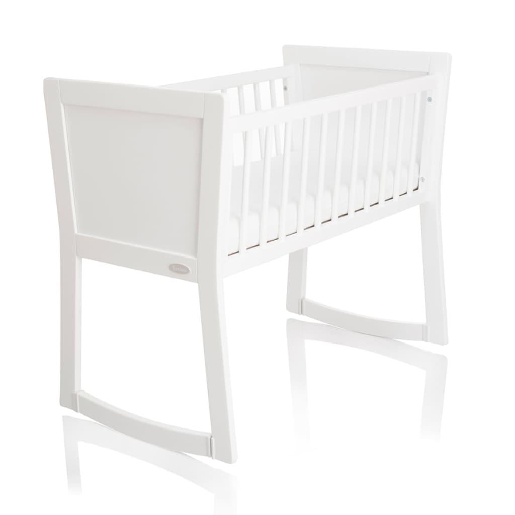 99410620 Baninni Babybett Nocchio 40x90 cm Weiß BNBT001-WH