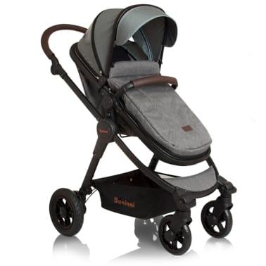 Baninni 3-1 Vaikiškas vežimėlis Ayo Limited Edition, pilkas[1/9]