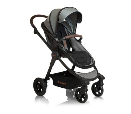 Baninni 3-1 Vaikiškas vežimėlis Ayo Limited Edition, pilkas[2/9]