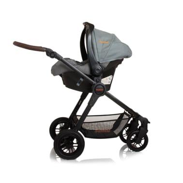 Baninni 3-1 Vaikiškas vežimėlis Ayo Limited Edition, pilkas[5/9]