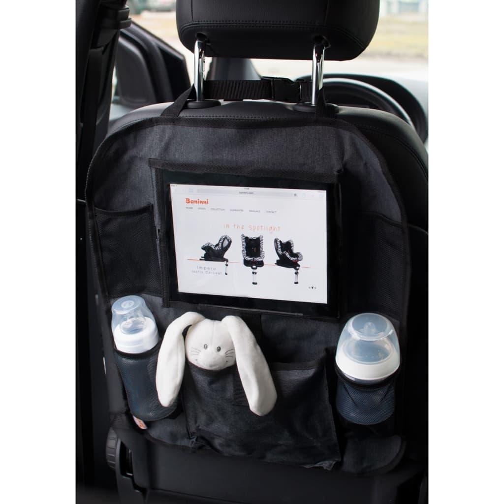 99410566 Baninni Tablet Rücksitz Organizer Astuto Schwarz BNCSA006-BK