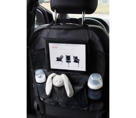 Baninni Organisateur de siège arrière pour tablette Astuto Noir[2/8]