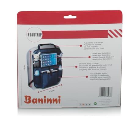 Baninni Organisateur de siège arrière pour tablette Astuto Noir[8/8]