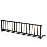 Baninni Bed Rail Rocco Black Wood BNBTA015-BK