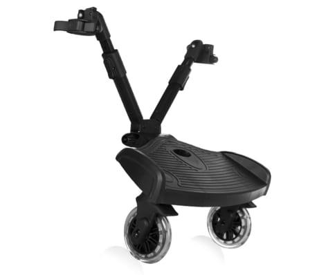 Baninni Dziecięca dostawka do wózka Passo, czarny BNSTA005-BK[2/6]