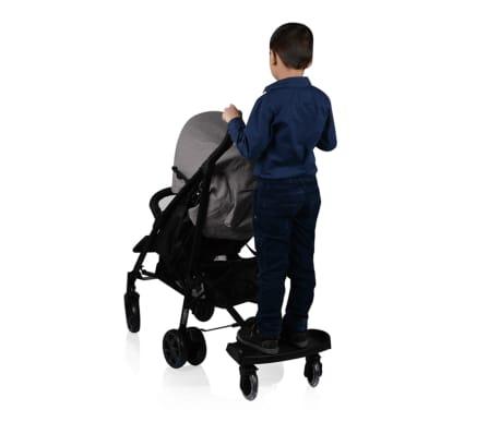 Baninni Dziecięca dostawka do wózka Passo, czarny BNSTA005-BK[5/6]