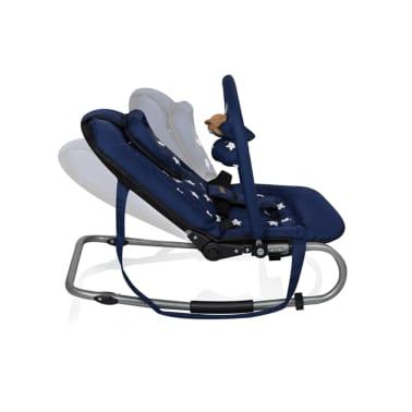 Baninni Vaikiška supamoji kėdutė Relax Classic, mėlyna BNBO002-BLST[2/4]