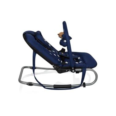 Baninni Vaikiška supamoji kėdutė Relax Classic, mėlyna BNBO002-BLST[3/4]