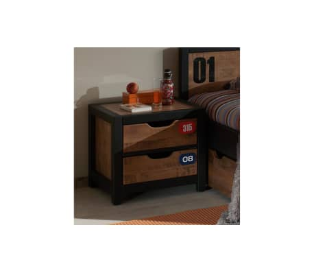 Vipack Chevet table de Nuit Alex[2/3]