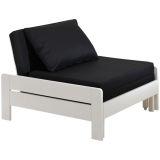 Canapé-lit Lena - blanc