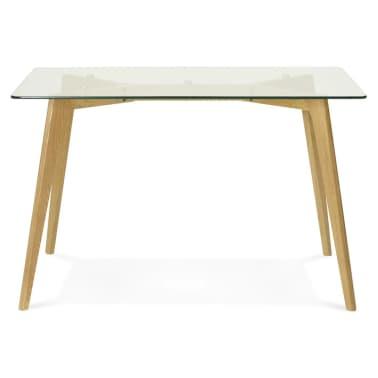Petite table / bureau droit