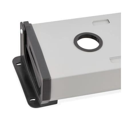Range-câbles 'KABLE' à fixer sous le bureau[7/8]