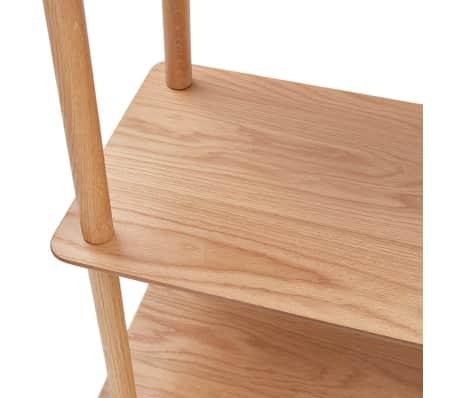 Étagère design 'RACK' en bois finition naturelle[7/8]